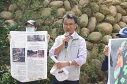 新社伐木造林引發破壞生態疑慮 陳吉仲:將實施禁伐補償