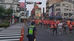 台南馬拉松爆交管民怨口角  員警嗆:你們選出市長辦的