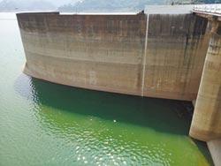 石門水庫蓄水量 近5年新低