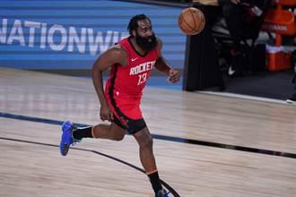 NBA》火箭名記:不可能交易哈登打掉重練