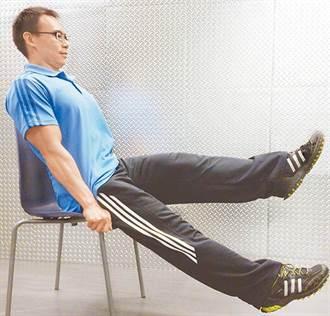 在家練肌力 坐式彈力太極養肌操 存骨本也存肌本