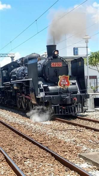 搭蒸汽火車旅遊 台鐵郵輪式列車明年春季行程出爐