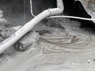 台南地震前兆?關子嶺溫泉露頭水量暴增10倍