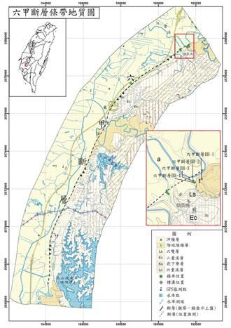 台南連震曝警訊 專家:六甲斷層要注意了