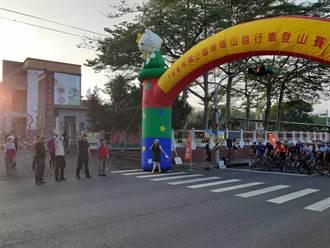 台南自行車賽選手心臟不適 警飛車鳴笛開道送醫