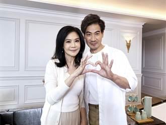 明星夫妻30年後再合體!俞小凡讚翁家明「女兒肯定會愛上他」