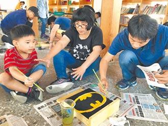 土庫公所教作蝙蝠屋 防治蟲害