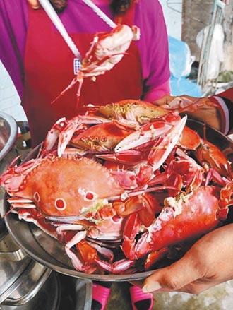 萬里蟹狀態百百種 螃蟹達人教你挑螃蟹