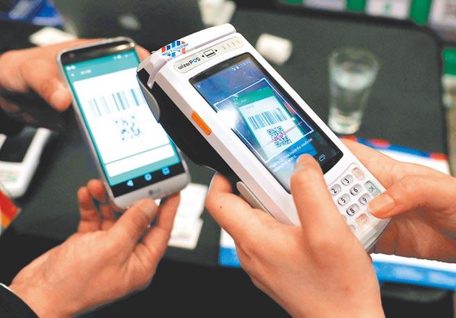 越南銀行業拚數位化圖╱路透