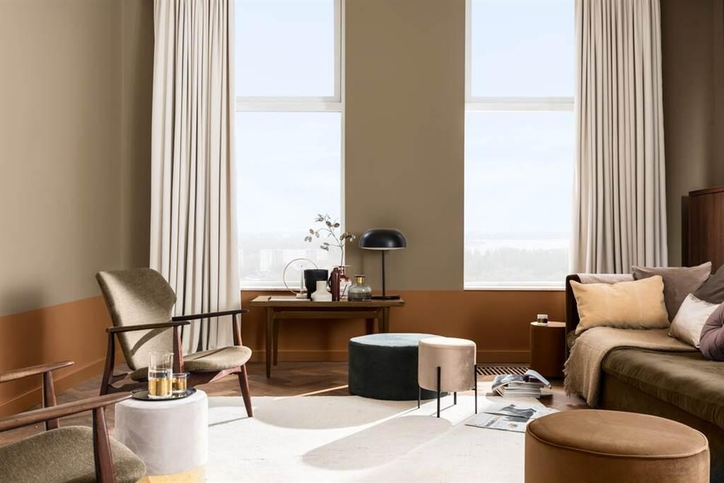 21世紀不動產告訴你如何將Dulux推出的2021年的主題色完美搭配在室內設計風。圖片來源/21世紀不動產提供