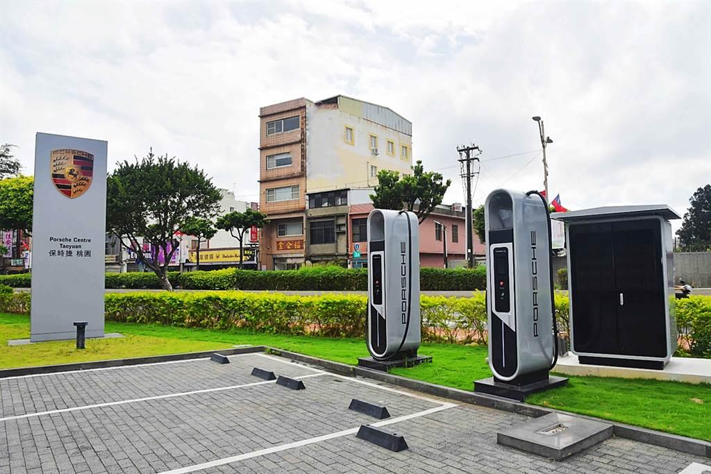 迎接Porsche Taycan,台灣保時捷充電佈局西半部高速充電網完備!
