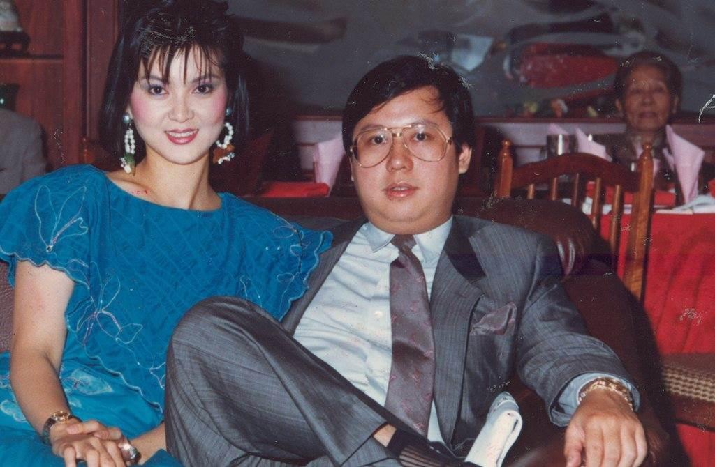 謝玲玲曾和百億富商林建岳有過一段婚姻。(圖/本報系資料照)
