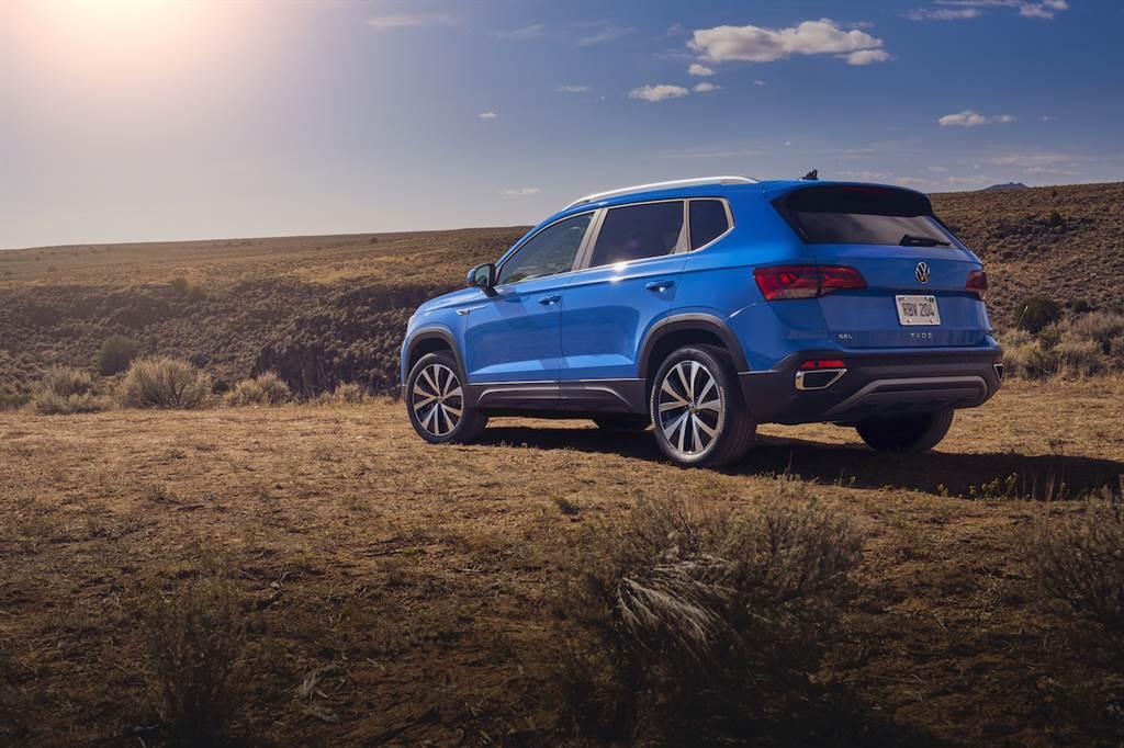 上汽大眾Tharu拉皮再上,Volkswagen Taos入門級SUV亮相、2021美州地區專屬上市