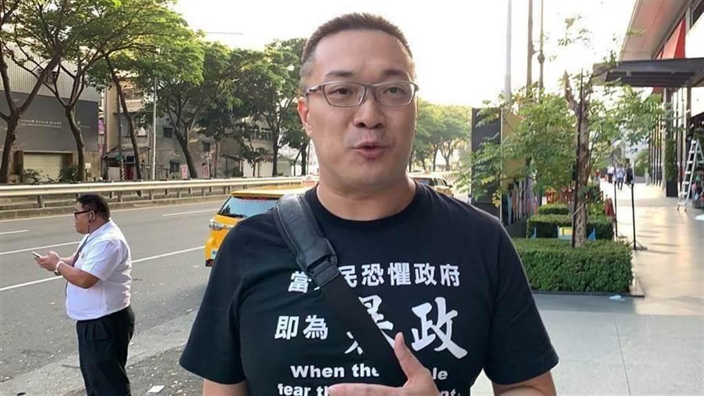宅神朱學恒談美國大選。(圖/本報資料照)