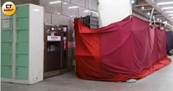地下街霸王1/「柯P後援會榮譽主席」壟斷站前地下街 消防空間月租3萬起
