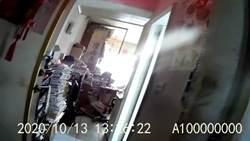 臺中社工訪獨老無人回應急報警 開門驚見老翁倒臥家中