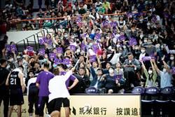 P+聯盟》新竹熱身賽收視創佳績 官頻觀看破百萬