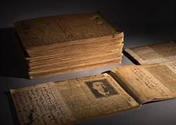史上最貴日記!《胡適留學日記》以近6億新台幣天價賣出