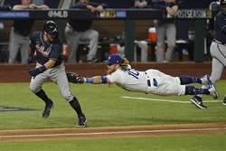 MLB》跑壘失誤太傷 勇士總教練:造成巨大影響