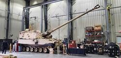 可打北京上海 美射程1610公里超級砲將成主戰艦強心劑