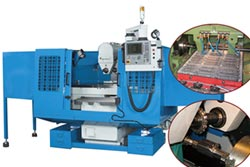 合骏沟槽铣削加工机 满足多用途