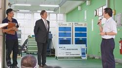 庫林工業為學子設想 贈大甲高工空氣淨化設備