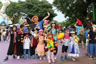 萬聖活動倒數!麗寶樂園邀兒童一起「搞鬼」