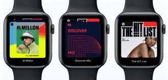 YouTube Music率先支援Apple Watch 引來慘烈批評