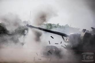 空軍天龍操演 防空部隊射擊競賽展現扎實訓練