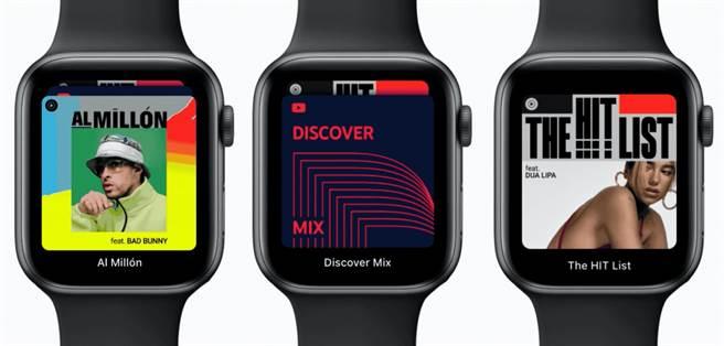YouTube Music率先支援Apple Watch 引来惨烈批评