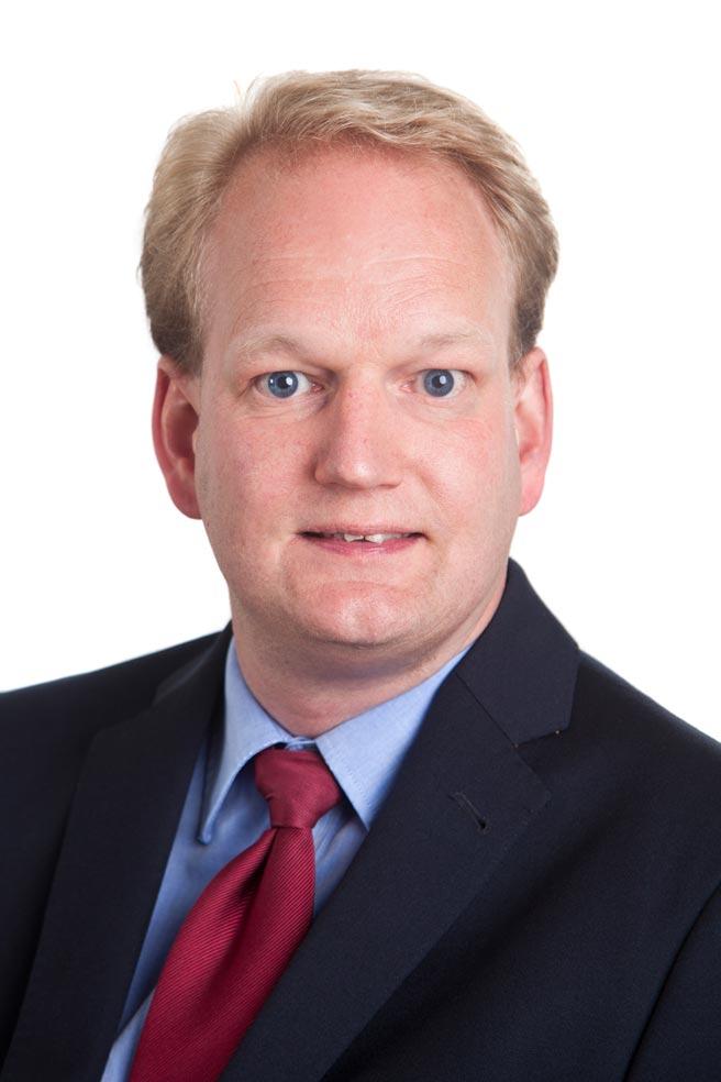 荷寶趨勢股票團隊客戶投資組合經理 韋艾德 Ed Verstappen