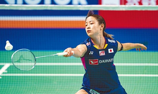 丹麥羽球公開賽,日本女將奧原希望在女單奪冠。(美聯社資料照片)