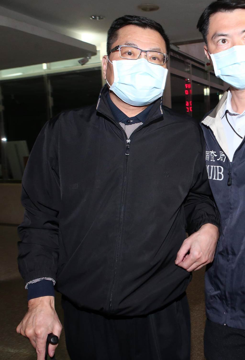 明師中醫診所集團創辦人李一宏(見圖)移送北檢複訊  。(趙雙傑攝)