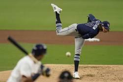 MLB》光芒葛拉斯諾曾有破綻 遭太空人毒打