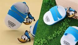 超Q造型卡再一發!一卡通推限量2千個「唐老鴨Q版藍白拖」 7-11搶先預購