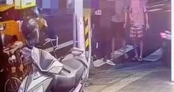 逛西門町遭3惡煞狂毆利刃捅腹 警鎖定3兇嫌追緝中