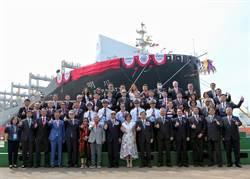 陽明海運新船「川明輪」將交船 趕投入亞洲線旺季營運