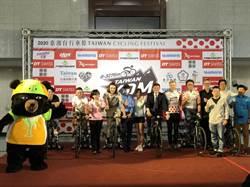 自行車登山賽獎金縮水 百位外籍車友仍力挺參賽
