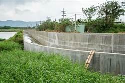 解決桃園八德淹水 興豐路排水改善工程啟用