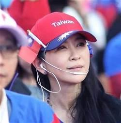 韓國瑜喊挺中天後 漂亮女星一張圖被韓粉瘋傳