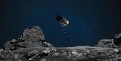 NASA歐西里斯號 將輕觸貝努小行星
