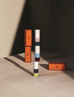 精品彩妝愛馬仕脣妝系列 不受限色彩脣彩盒展現時尚美學