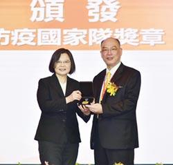 蔡總統:工具機業界讓世界看見台灣