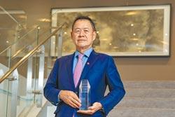 權威認證 中信銀董座最佳CEO
