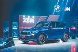 全新世代BMW X5 M 魁梧車身暗藏超跑魂