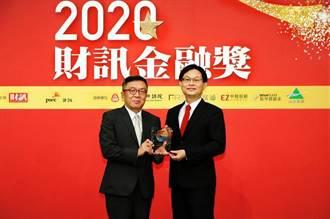日盛證券榮獲2020財訊「最佳券商形象優質獎」