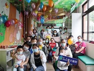 早療教育不能等!新莊台北醫院全新早療中心今啟用