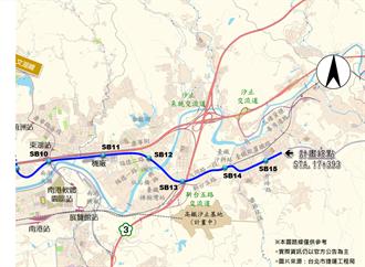汐東線有譜 汐科站可望止跌 專家:屋主鬆了一口氣