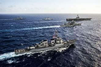 「Quad」強化印太防衛關係 澳洲將加入美日印海上軍演