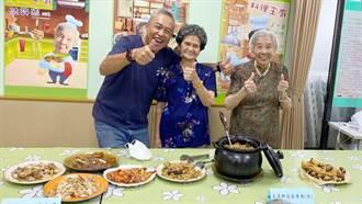 甘霖基金會忘年廚藝學堂  美味料理道盡溫情與回憶